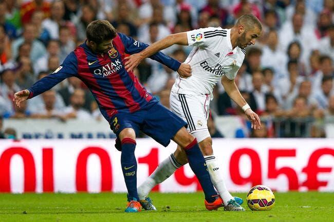 Avant le Clasico, le Barça et le Real sont d'accord