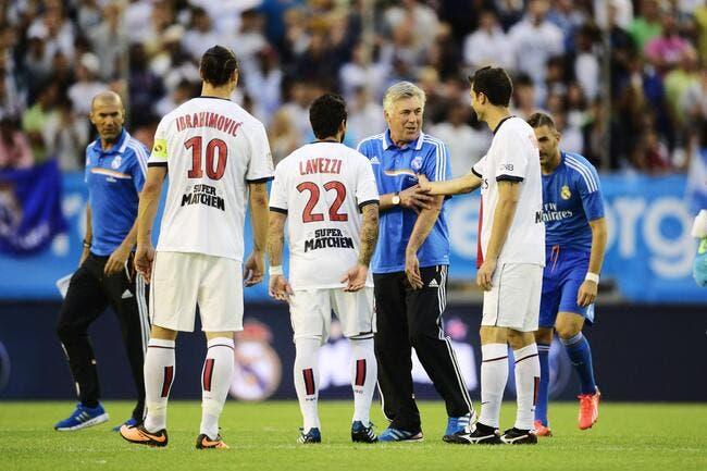 La surprenante face cachée d'Ancelotti au PSG