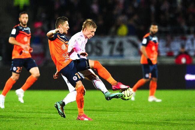 Montpellier avait perdu l'habitude de perdre à l'extérieur