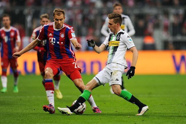 Bayern Munich – M'Gladbach 0-2