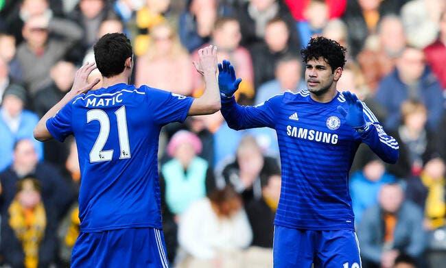 Hull City – Chelsea 2-3