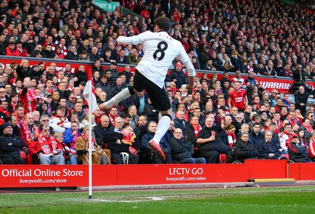 Liverpool – Manchester United 1-2