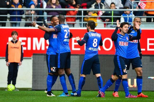 Monaco confirme à Reims et revient fort !