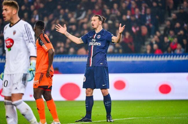Leboeuf n'est pas vache avec Ibrahimovic