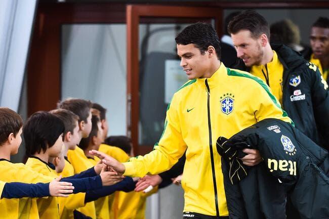 Thiago Silva voit le Stade de France scander son nom
