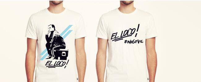 Le tee-shirt qui demande à Bielsa de rester à l'OM