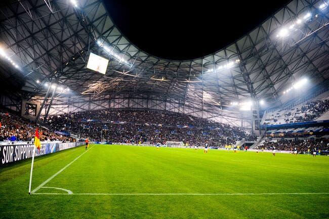 Le Vélodrome s'agrandit pour la venue du PSG