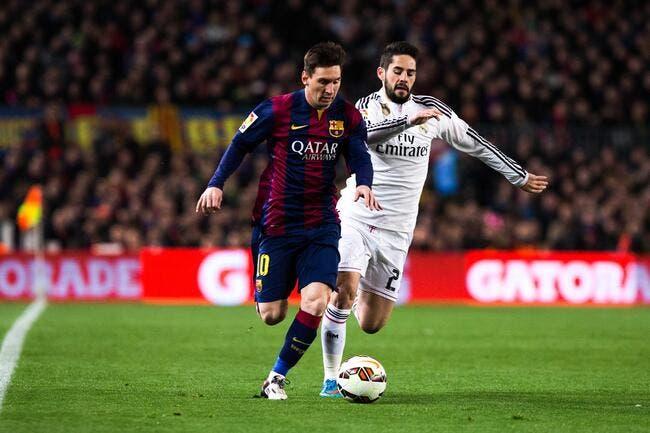 Messi blessé et incertain contre le PSG