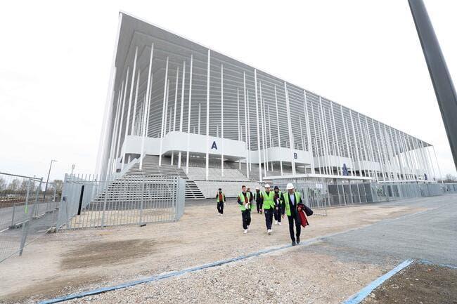 « Un stade chic, comme Bordeaux »