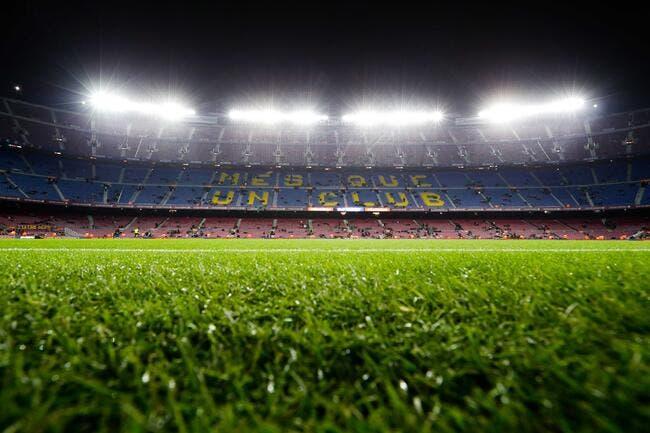Barcelone jouera la finale à domicile