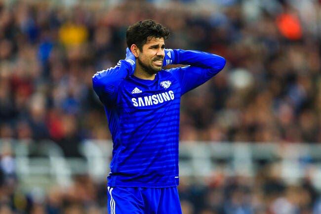 Diego Costa se sent persécuté en Angleterre
