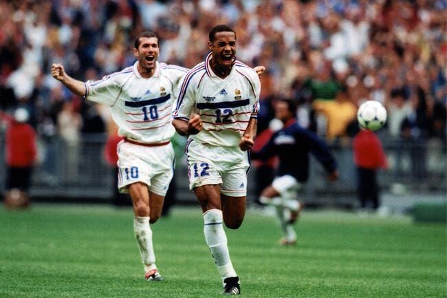 Henry, Zidane, Deschamps et Compagnie vous saluent bien