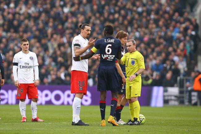 Ibrahimovic n'accepte pas les sanctions à son encontre