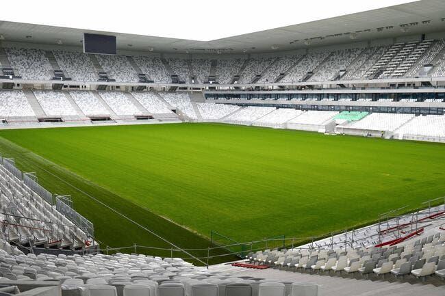 Les Bleus testeront le stade de Bordeaux contre la Serbie