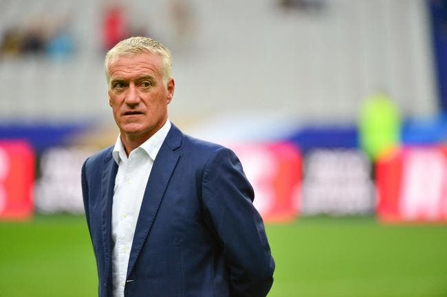 Deschamps refuse de banaliser France-Brésil