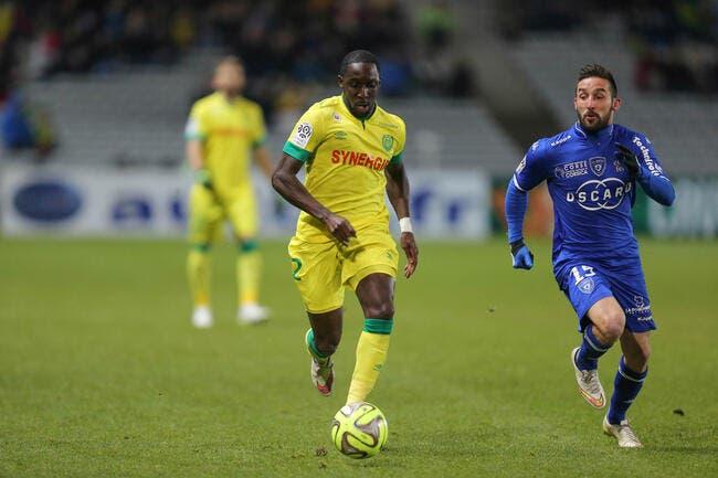 Le meilleur arrière droit du monde joue à Nantes