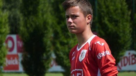 Le PSG fonce sur un Belge de 15 ans