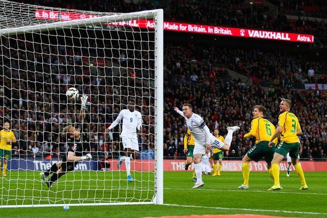 Angleterre – Lituanie 4-0