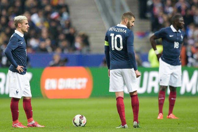 La France s'est trouée et n'a pas d'excuse pour Griezmann
