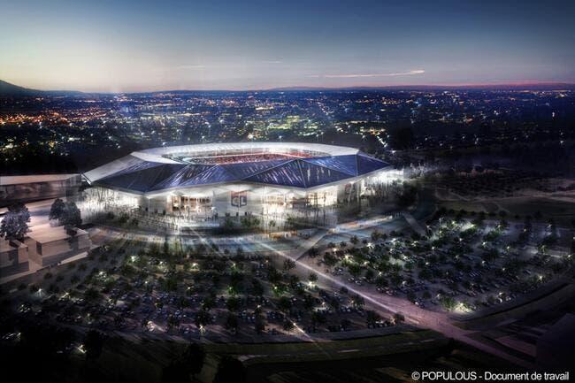 Le naming du stade de l'OL repoussé à 2017 ?