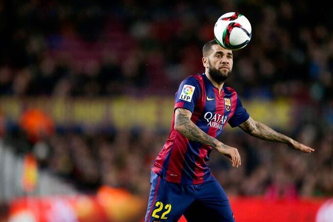 Accord annoncé entre le PSG et Daniel Alves