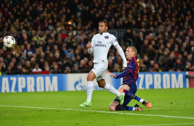 Le PSG, un mauvais souvenir pour Barcelone