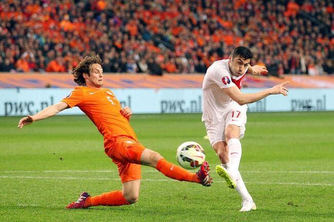 Pays-Bas – Turquie 1-1