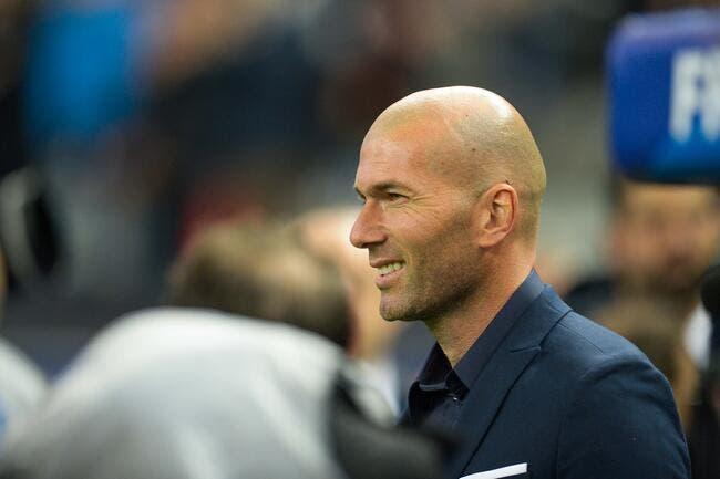 Entrainer le PSG, « ça va être compliqué » reconnaît Zidane
