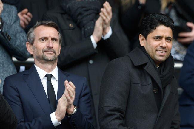 Annonce : Le PSG recherche un directeur sportif