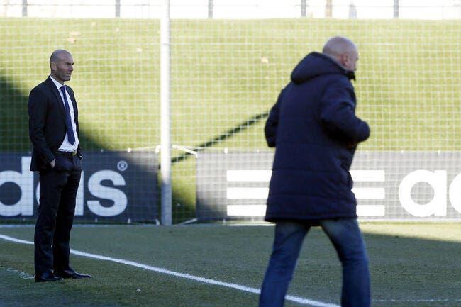 Que Zidane se taise et montre qu'il est un bon coach