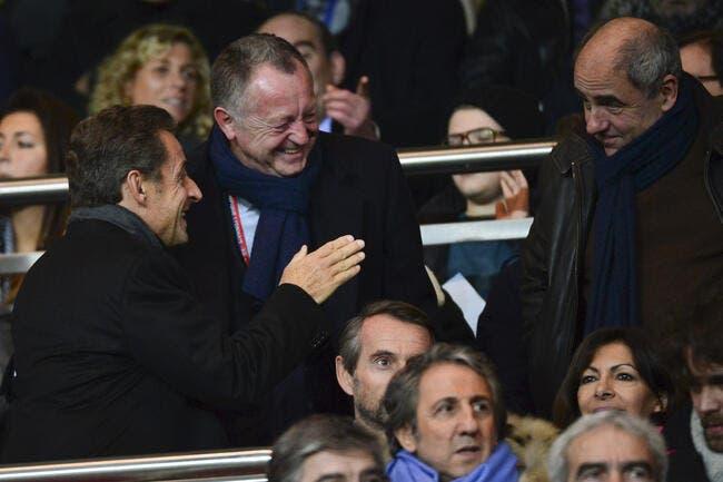 Signé Aulas : Le PSG fait du bling-bling, l'OL voit plus loin
