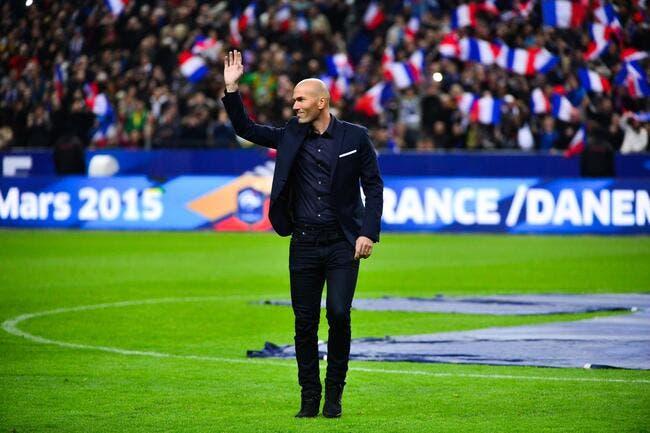 Zidane sélectionneur, Deschamps dit oui