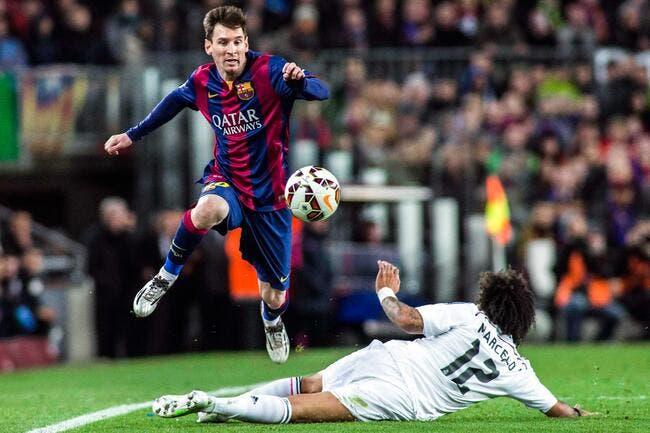 En 2015, Messi est le meilleur, Cristiano Ronaldo très loin derrière