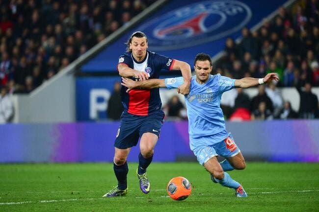 Morel va tenter de feinter Ibrahimovic à OM-PSG