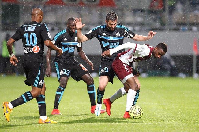 Metz ne se voit pas encore en Ligue 2