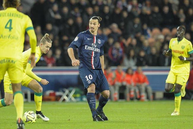 Nantes voit déjà Ibrahimovic planter un doublé