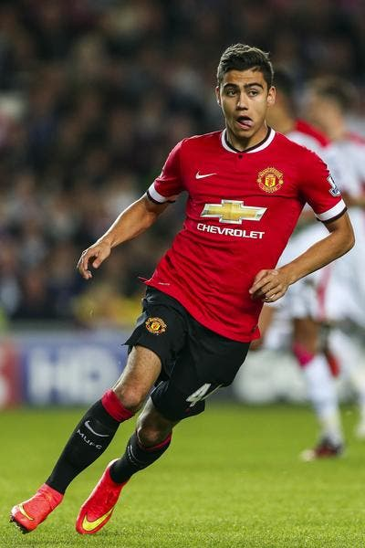 Officiel : Andreas Pereira bloqué par Manchester United
