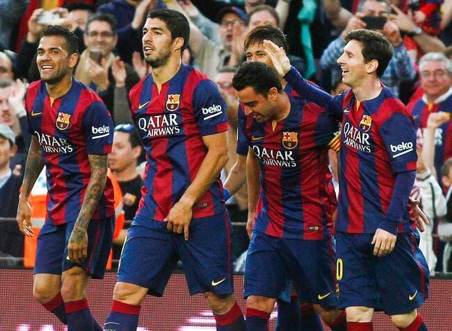 Cordoba - FC Barcelone : 0-8