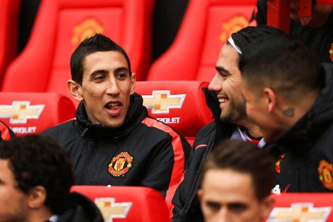 Di Maria au PSG ou ailleurs, Man Utd va en parler
