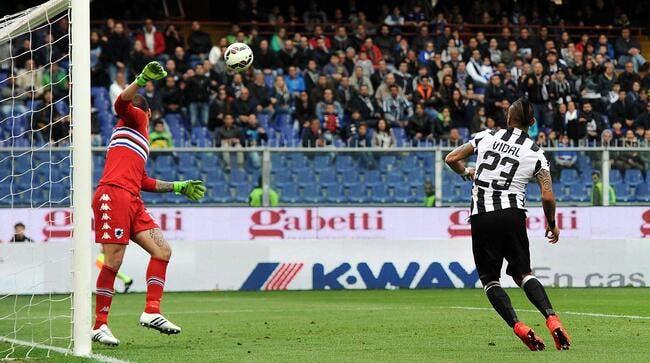 La Juventus championne d'Italie !