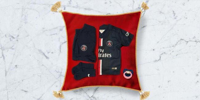 Le PSG offre un cadeau malicieux au bébé royal