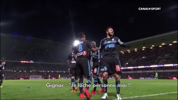 On sait ce que Gignac a crié après son 2e but