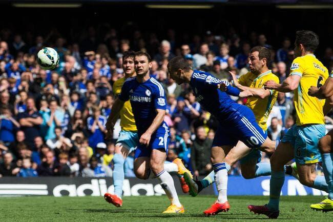 Chelsea champion d'Angleterre !