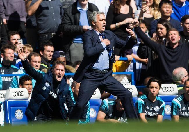 Mourinho : « J'ai choisi un pays où il est difficile de gagner »