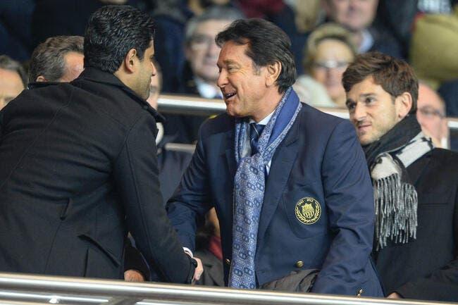 Nantes refuse de déposer réclamation contre le PSG