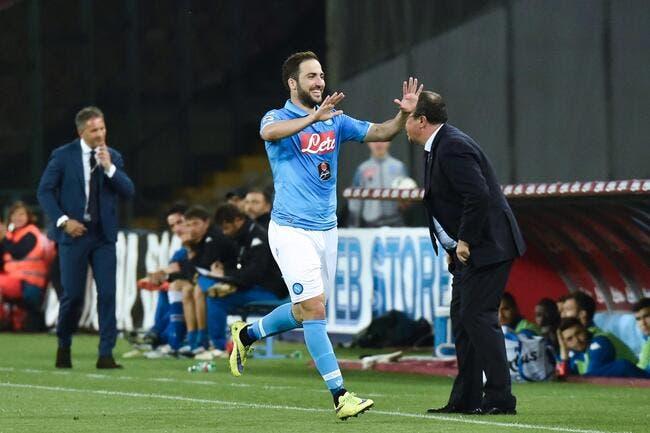 Naples - Milan AC 3-0