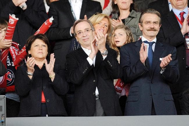 Seydoux ne fera jamais son «Aulas» à Lille