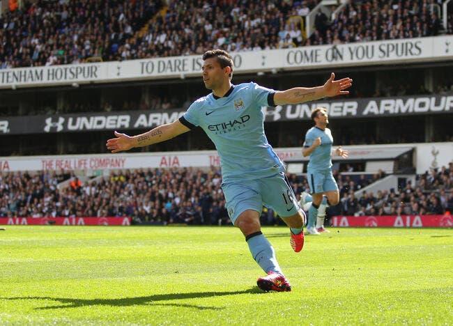 Tottenham – Manchester City 0-1