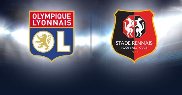 Vidéo en direct : OL-Rennes à partir de 14h30