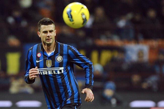 L'Inter Milan s'attaque au PSG pour Thiago Motta